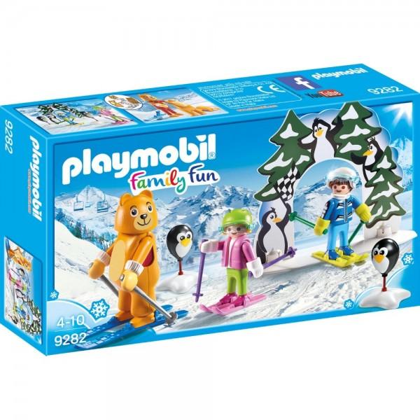 Playmobil® Family Fun Skischule 9282