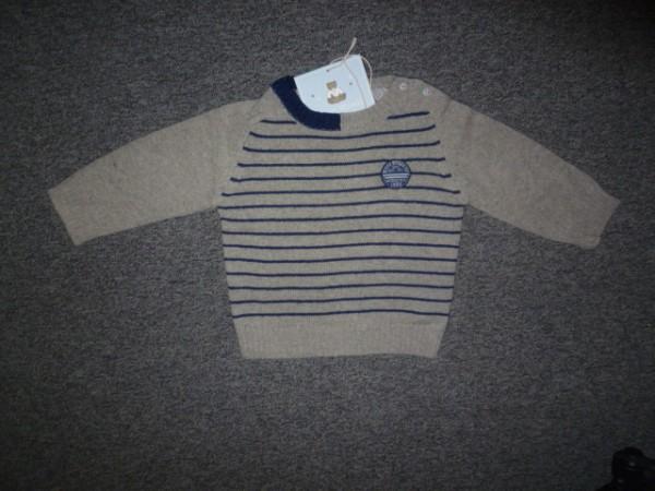 RIVER WOODS Jungen Kinder Pullover Gr. 74 - 104