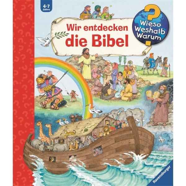 Ravensburger Wieso Weshalb Warum? Wir entdecken die Bibel