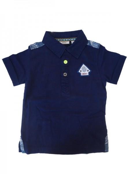 MEXX Jungen Kinder Poloshirt evening blue Gr. 74 - 92