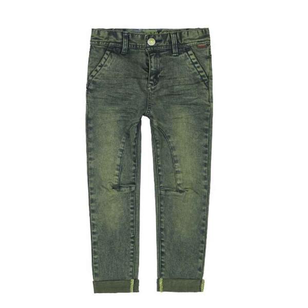 Bóboli Jungen Jeans green melange Gr. 110 - 164