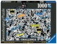 Ravensburger Puzzle 1000 Teile Batman Challenge