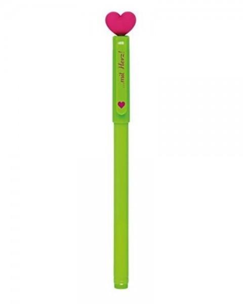 Froschkönig Kugelschreiber mit Pin (Motivauswahl)