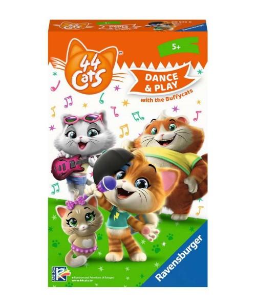 Ravensburger Mitbringspiel 44 Cats Dance & Play