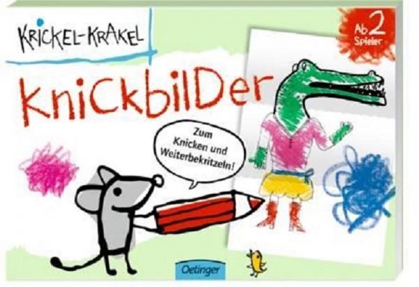 Krickel-Krakel Knickbilder-Block