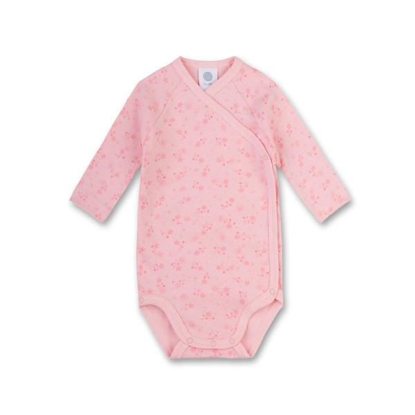 Sanetta Baby Wickelbody Organic Cotton Sterne