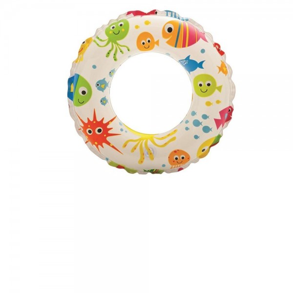"""Intex® Schwimmring bunt """"Lively Print"""""""