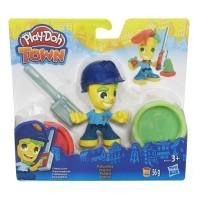 Hasbro Play-Doh Town Spielfigur Polizist