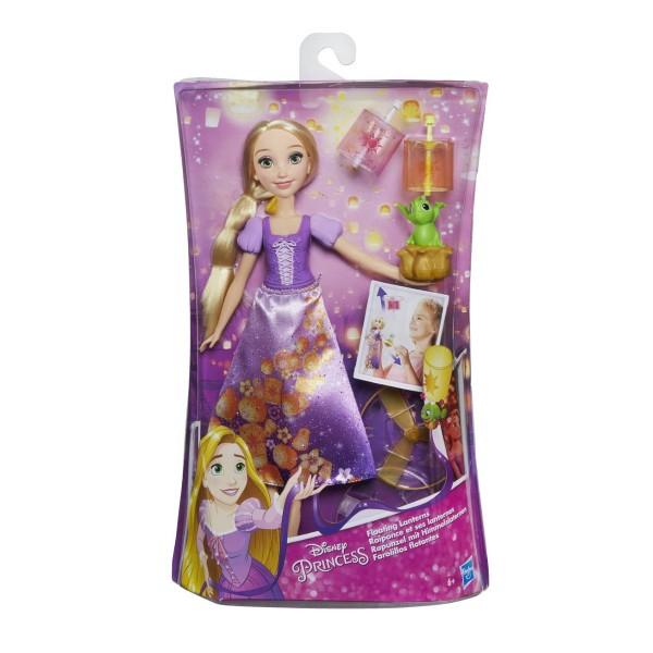 Hasbro Disney Princess Rapunzel mit Himmelslaterne