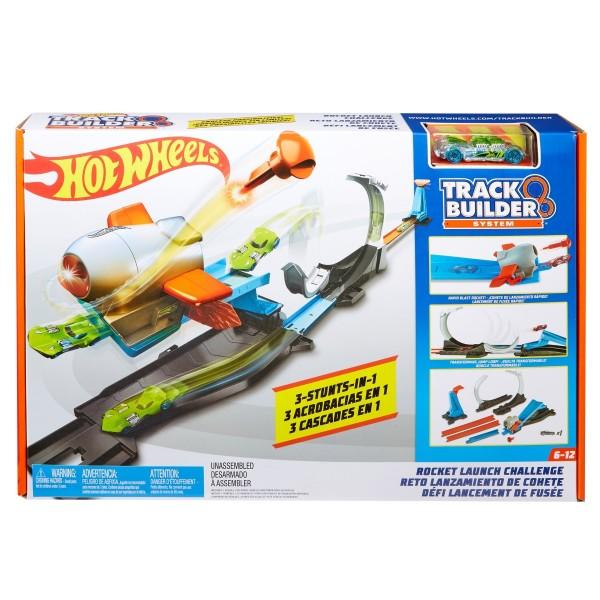 Mattel Hot Wheels Raketenstart-Challenge