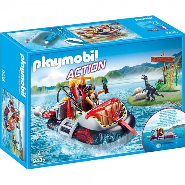Playmobil® Action Luftkissenboot mit Unterwassermotor 9435