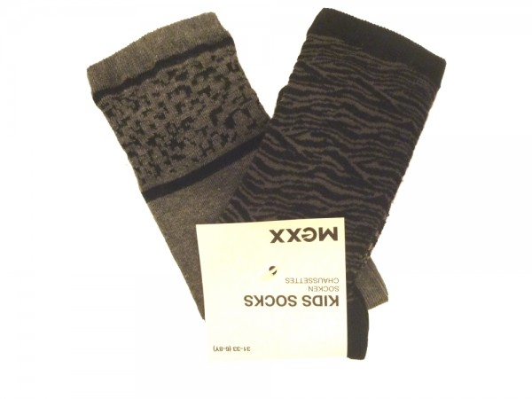 MEXX Kinder Mädchen 2er-Pack Socken tap shoe Gr. 31 - 39