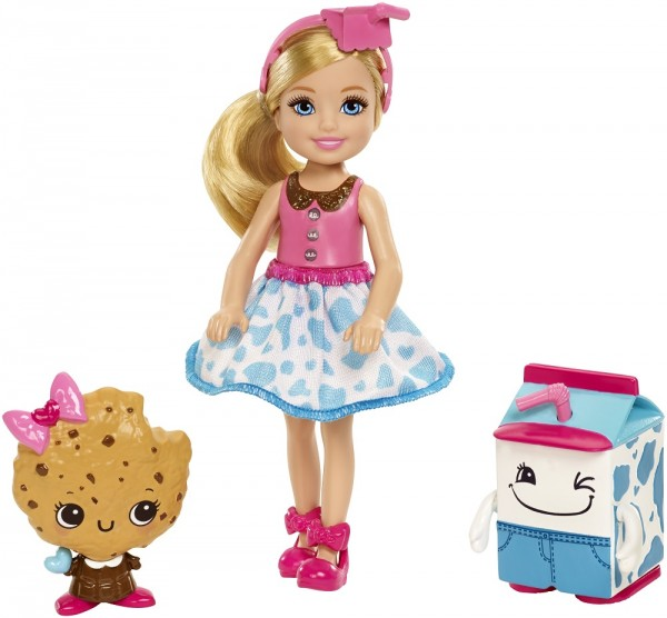 Mattel Barbie Dreamtopia Chelsea und 2 süße Freunde-Set (Motivauswahl)