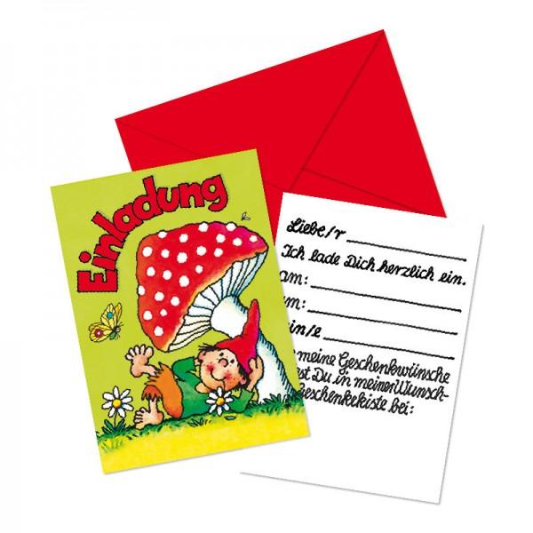 LUTZ MAUDER Kindergeburtstag Geschenkekisten-Karte Tommi Tüpfel