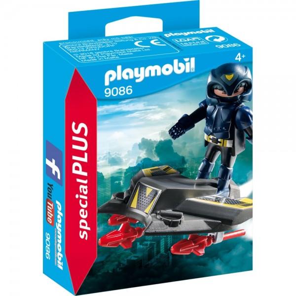 Playmobil® Special Plus Sky Knight mit Fluggleiter 9086
