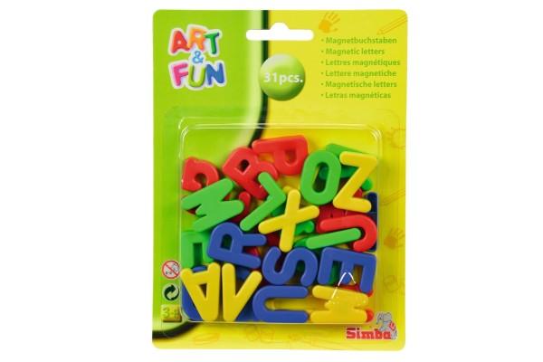 Art&Fun Magnete Großbuchstaben