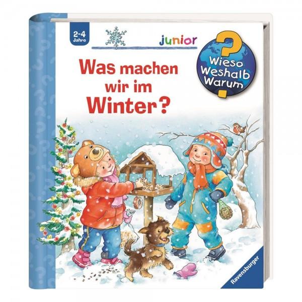Ravensburger WiesoWeshalbWarum?Junior Was machen wir im Winter?Band 58