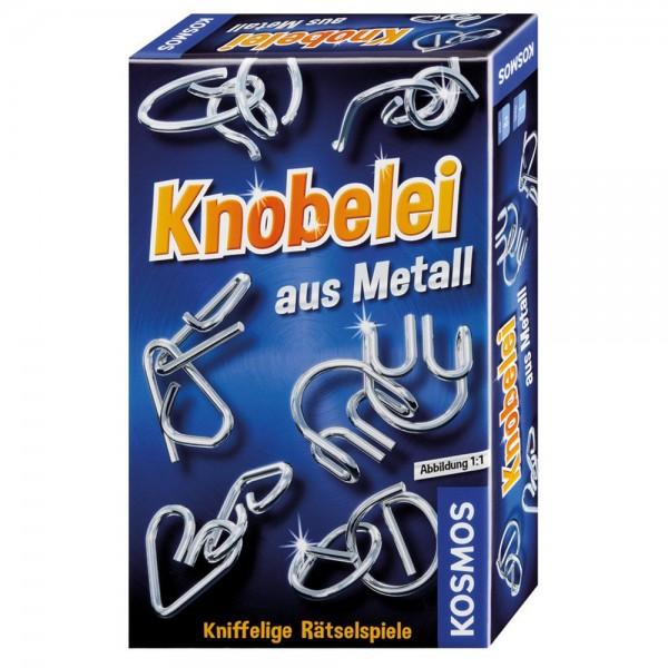Kosmos Mitbringspiel Knobelei aus Metall