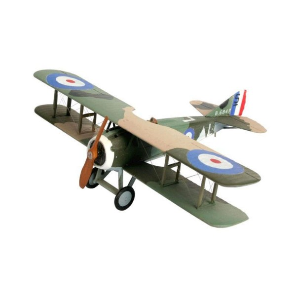 Revell Modellbausatz inkl. Aqua Color Flugzeug Spad XIII C-1 1:72