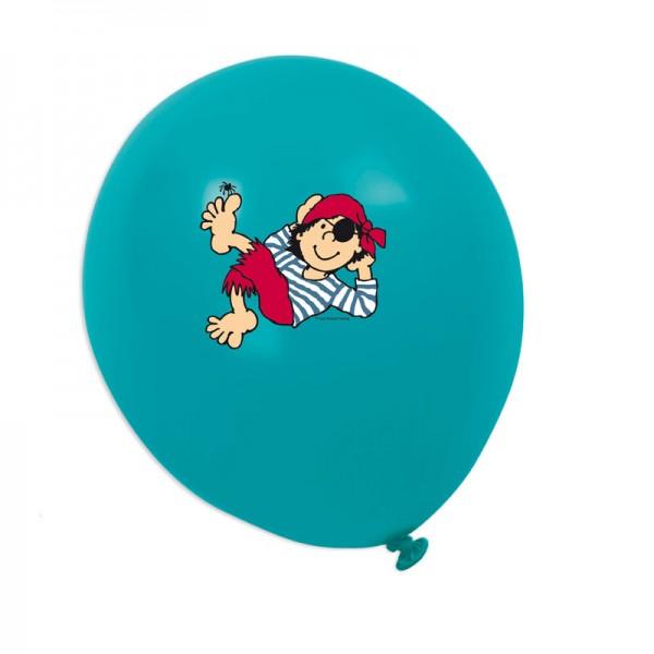 LUTZ MAUDER Kindergeburtstag Luftballons Pit Planke