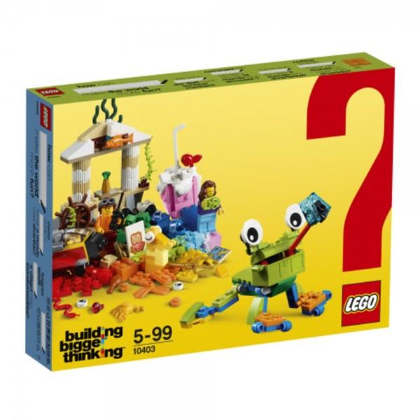 Lego® Brand Campaign Products Spaß in der Welt 10403