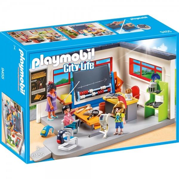 Playmobil® City Life Klassenzimmer Geschichtsunterricht 9455