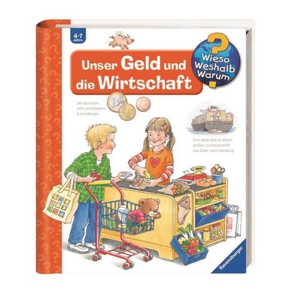 Ravensburger Wieso Weshalb Warum?Unser Geld und die Wirtschaft(Band31)