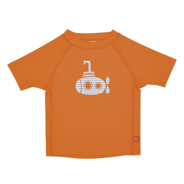 Lässig Baby Jungen UV-Schutz Schwimm-Shirt Submarine