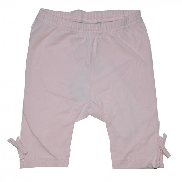 Paglie - Mini Girls knielange 3/4- Legging light rose Gr. 68-98