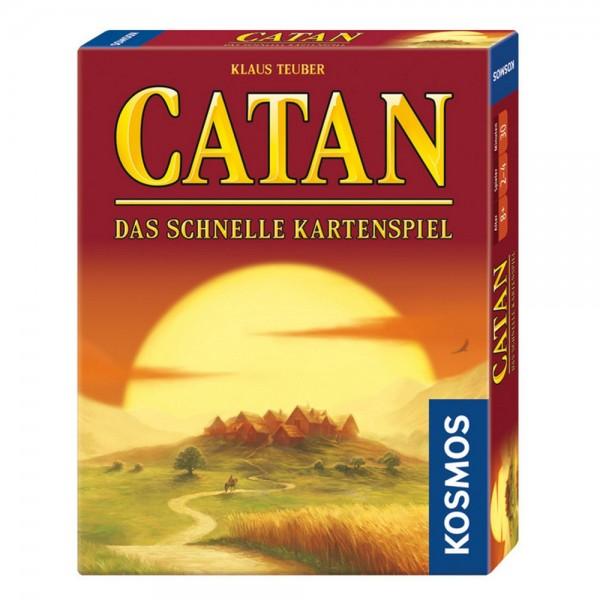 Kosmos Catan - Das schnelle Kartenspiel