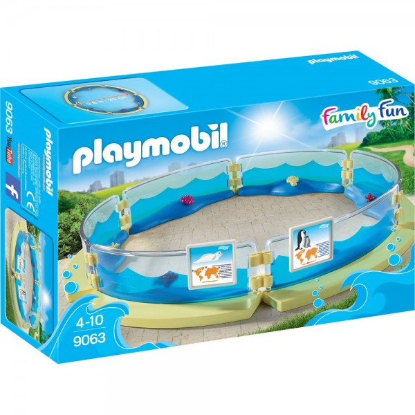 Playmobil® Family Fun Meerestierbecken 9063