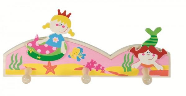TRÄ PRESENT Kinder Garderobe Meerjungfrau