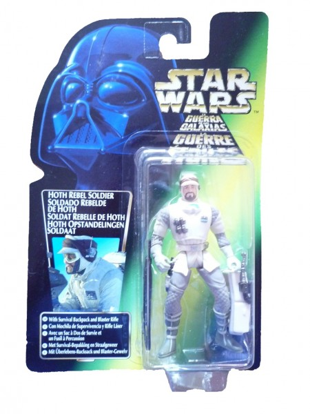 HASBRO Star Wars Hist. Figur Hoth Rebel Soldier