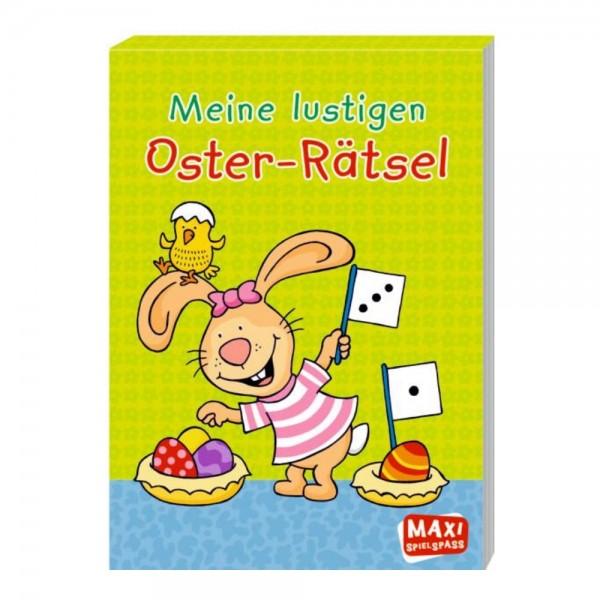 MAXI-Spielspaß Meine lustigen Oster-Rätsel