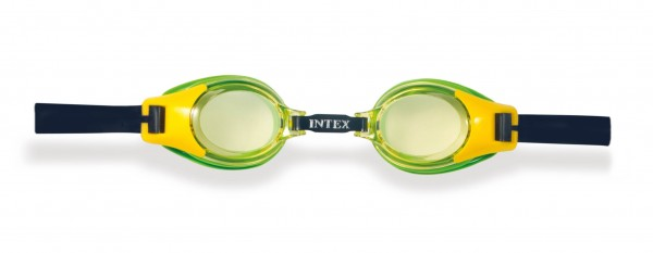 Intex Kinder Schwimm-Brille Junior grün