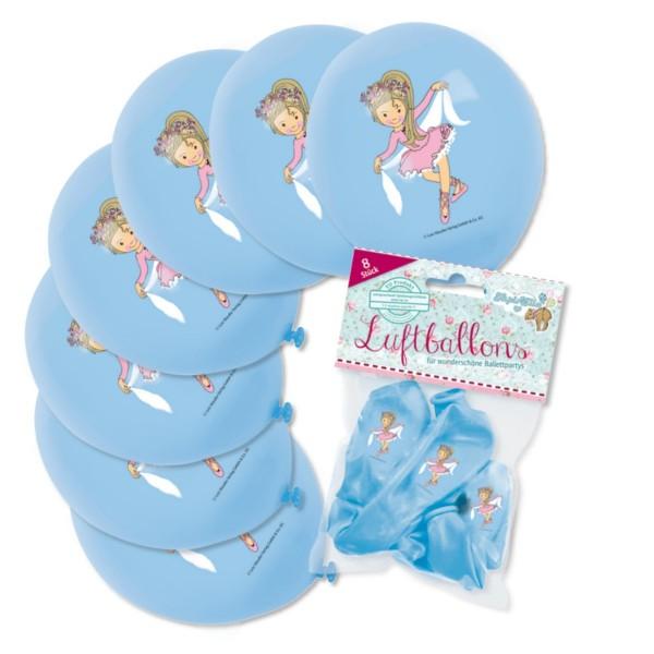 Lutz Mauder Kindergeburtstag Luftballons Ballerina