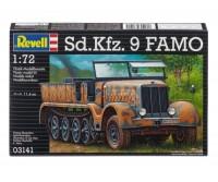 Revell Modellbausatz Sd.Kfz. 9 Famo schwerer Zugkraftwagen (2.WAHL)
