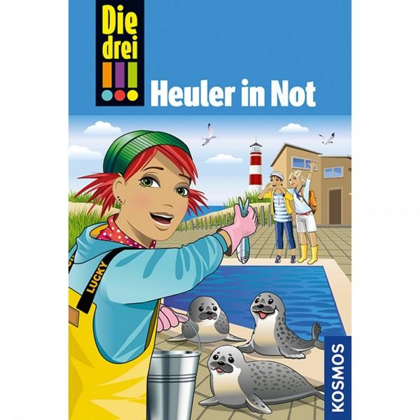 Kosmos Kinderbuch Die drei !!!, 65, Heuler in Not