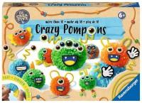Ravensburger Bastelset BeCreative Crazy Pompons