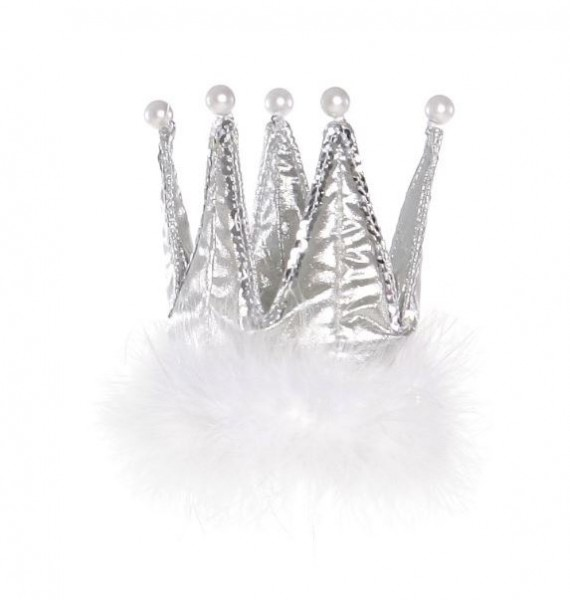 GREAT PRETENDERS - Königinnenkrone silber