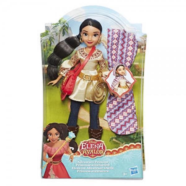 Hasbro Disney Elena von Avalor im Abenteuer-Outfit