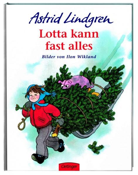 Kinderbuch Lotta kann fast alles