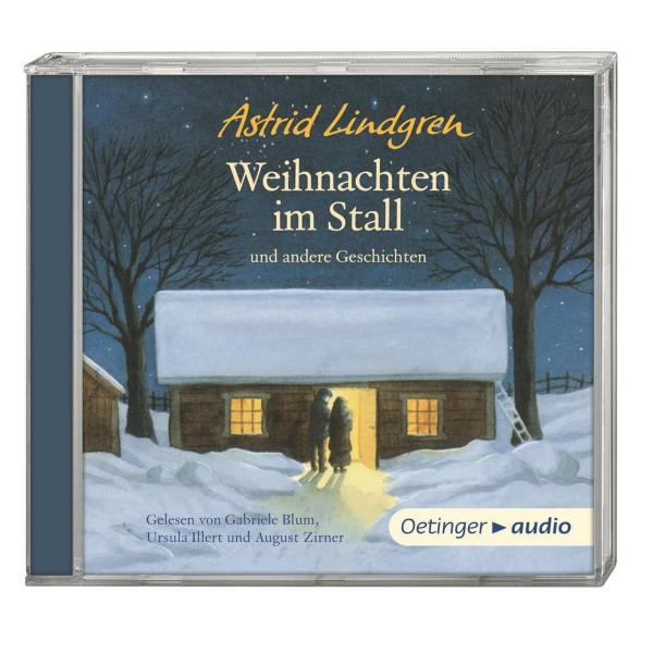 Kinder-CD Weihnachten im Stall