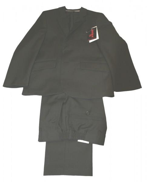junior b. Jungen Kinder Anzug dunkelbraun Gr. 134 - 152