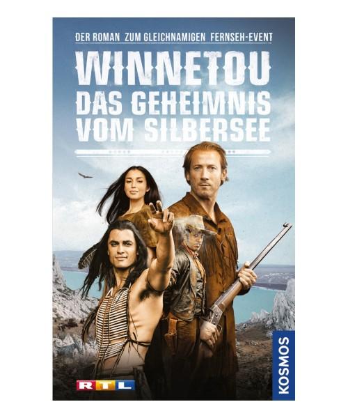 Kinderbuch Winnetou Das Geheimnis vom Silbersee (Teil 2)