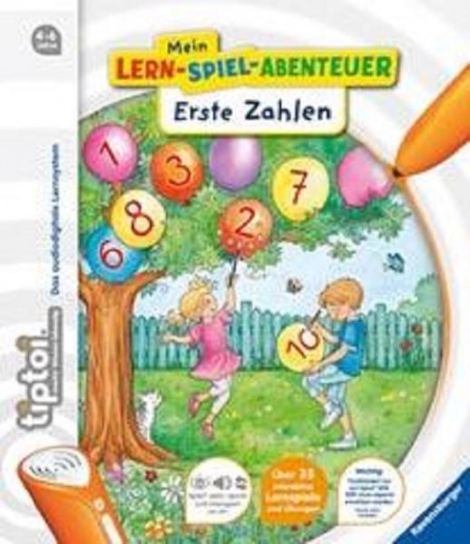 RAVENSBURGER tiptoi® Mein Lern-Spiel-Abenteuer Erste Zahlen