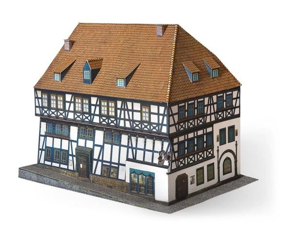 Schreiber-Bogen Kartonmodellbau Lutherhaus Eisenach