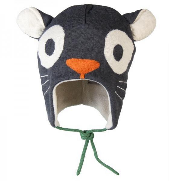 Bóboli Jungen Wintermütze Maus Gr. 42-50