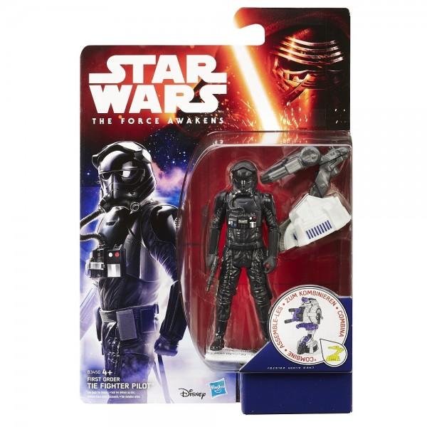 Hasbro Star Wars Basisfigur Tie Fighter Pilot