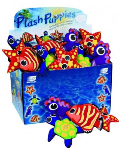 Bade Spielzeug Sunflex® Plash Puppies